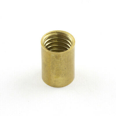 Pool Snooker Billiard Cue Tip Brass Ferrules, to suit Glue on type tips 9mm