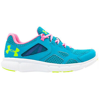 Under Armour Womens Thrill Trainers - New UA Ladies Sports Walking Running Shoes
