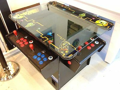 Brand New PacMan Arcade Game 198 x Classic games Delivery Australia wide