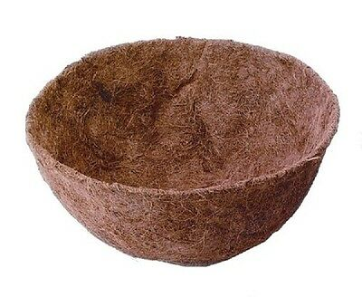 607768 Apollo Coco Hanging Basket Liner 14 INCH