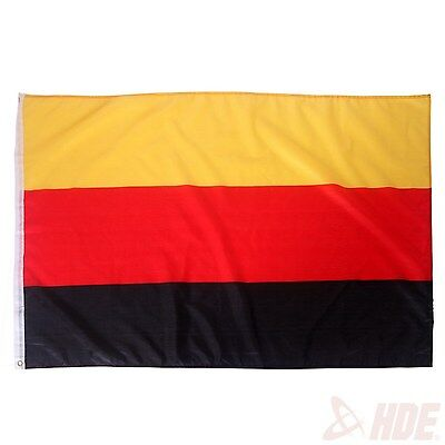 German National Flag Country Banner Outdoor Patio Decor Football Pennant