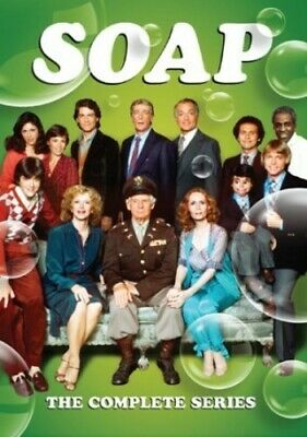 Soap Complete Series Season 1-4  1 2 3 & 4 (ALL 90 Episodes) NEW 8-DISC DVD SET