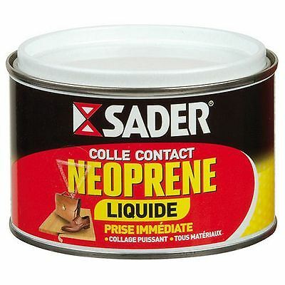 Sader Colle Contact Neoprene Liquide 250 Ml Ref 127308