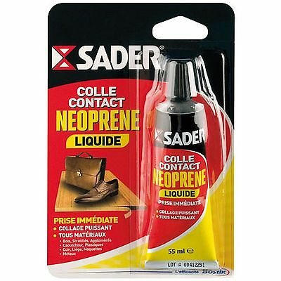 Sader Colle Contact Neoprene Liquide 55 Ml Ref 127290