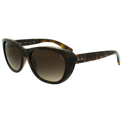 47ef55055f RAY-BAN SUNGLASSES 4227 710 13 Light Havana Brown Gradient - EUR 99 ...