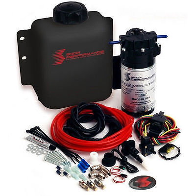 Snow Performance Stage 1 Water Methanol Injection Kit - #20001 Universal Kit