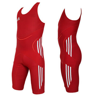 Adidas Wrestling Classic ClimaLite WIDE RECEIVER Suit Anelli Ringeranzug