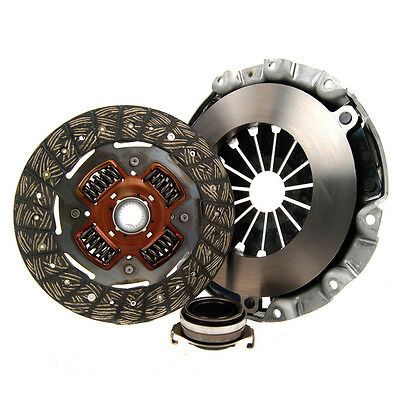Mazda RX 8 SE17 Coupe 2003-2012 Exedy 3 Piece Clutch Kit Inc Bearing 236mm