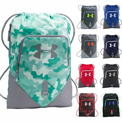 Under Armour 2017 UA Undeniable Sackpack Drawstring Rucksack Gym School Bag