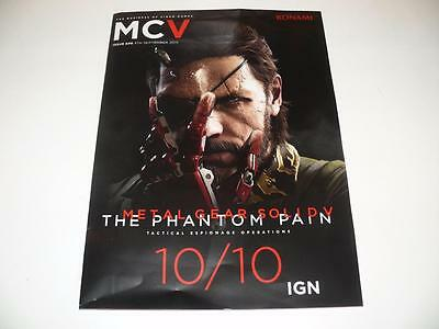 MCV Magazine ~ Issue 846 4th September 2015 ~ Trade only ~ Metal Gear Solid V