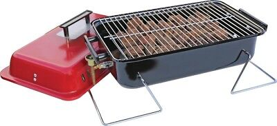 Quest Leisure Portable Gas Barbeque Table Top BBQ Grill Stove Cooker