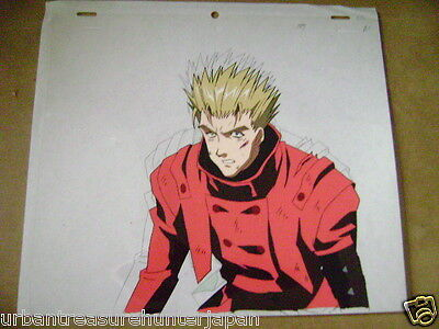 Trigun Vash The Stampede Anime Production Cel 10