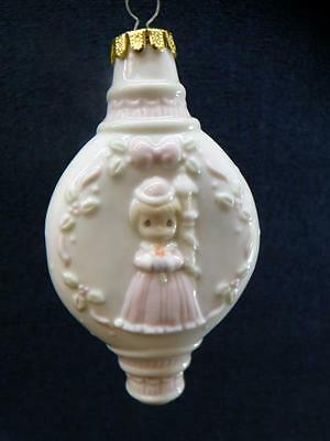 Enesco Precious Moments Ornament The Light Of The World Is Jesus (pt522)