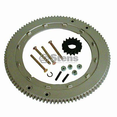 696537 Flywheel Ring Gear For Craftsman & Briggs 399676