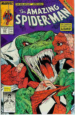 Amazing Spiderman # 313 (Todd McFarlane) (inferno tie-in) (USA,1989)