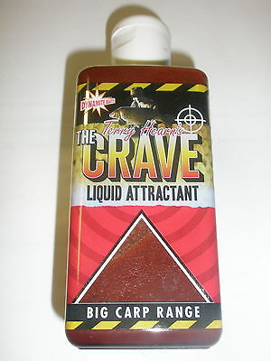 Dynamite Baits The CRAVE Liquid attractant 250ml Fishing tackle