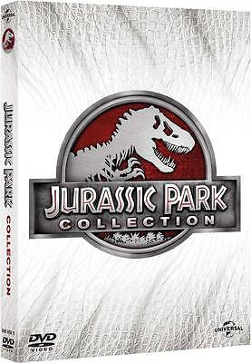 COFANETTO BLURAY Jurassic Park Collection (4 Blu-Ray) I QUATTRO FILM