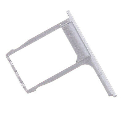 Silver Nano Sim Card Tray Slot Holder Replacement Part Fix for HTC One M8