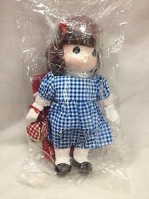 """1st Edition Precious Moments Little Red Riding Hood doll 12"""" tall New"""
