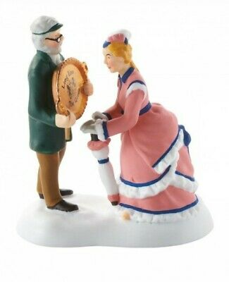 Dept 56 Dickens Village  Long Live The Queen  BRAND NEW Free Shipping