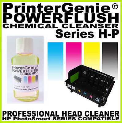 HP Photosmart 5530 / 5520e  Head Cleaner: Nozzle Cleanser & Printhead Unblocker