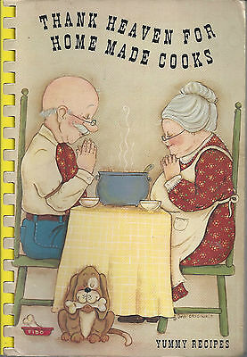 *naticoke Pa 1990 Pope John Paul Ii Catholic School Rare Cook Book *thank Heaven