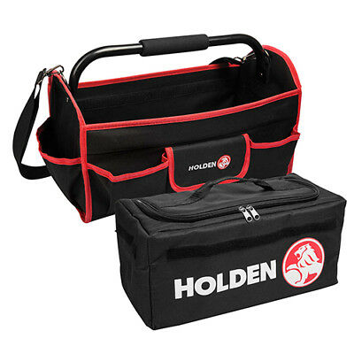 HOLDEN Tradie Tool Box Bag and Drink Cooler Bag Great Fathers Day Birthday Gift