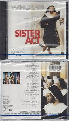 Cd--Nm-Sealed-Lady Soul, C&c Music Factory Und Dee Dee S--Sister Act - Music Fr