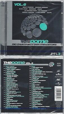 Cd--Nm-Sealed-Various -1998- - Doppel-Cd -- The Dome Vol. 6