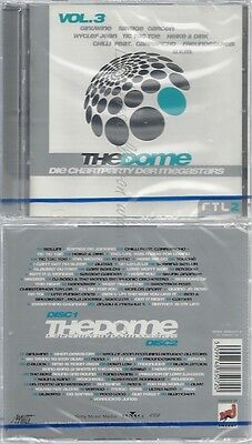 Cd--Nm-Sealed-Various -1997- - Doppel-Cd -- The Dome Vol. 3