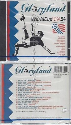 Cd-Nm-Sealed-Queen, Daryl Hall, James Und The Crowd -2008- - Import -- Gloryland