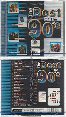 Cd-Nm-Sealed-Various -2001- -- Best Of The 90's
