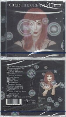 Cd--Nm-Sealed-Cher -1999- -- The Greatest Hits