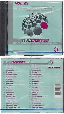 Cd--Nm-Sealed-Various -2002- - Doppel-Cd -- The Dome Vol. 21