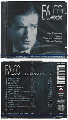 Cd--Nm-Sealed-Falco -2001- -- Helden Von Heute