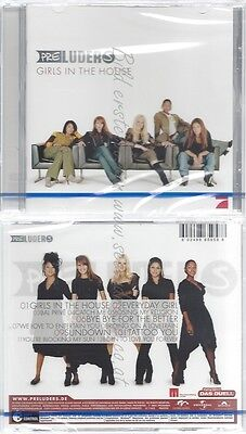 Cd--Nm-Sealed-Preluders -2003- -- Girls In The House