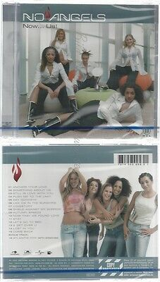 Cd--Nm-Sealed-No Angels -2002- -- Now...us!