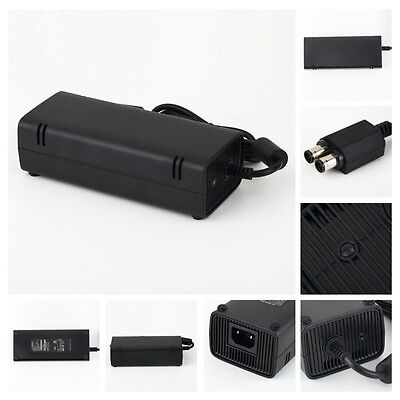 12V 135W AC Adapter Charger Power Supply Cord Cable for Xbox360 Slim New UR