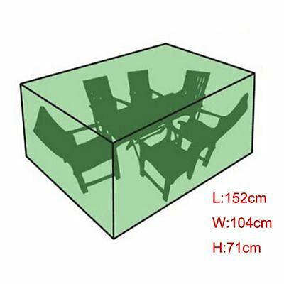 Waterproof Outdoor Garden Patio Furniture Cover Table Shelter Dust Protective