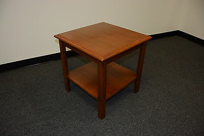 JASPER WALNUT ANTIQUE RARE living office occasional side end lamp phone table