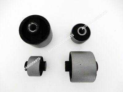 2 Front Lower Control Arm Bushing For Nissan Murano 09-13 Teana 09-13