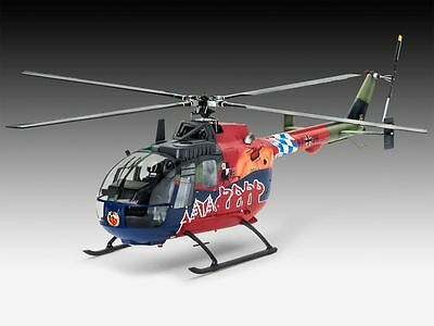 Revell 04906 BO 105 35th Anniversary of Roth Fly-Out Version