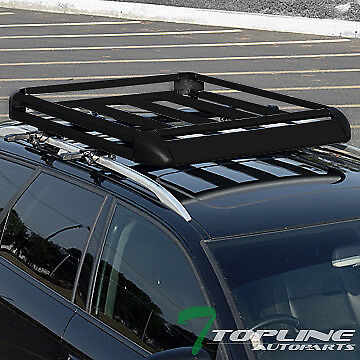Complete SportRack Latitude by Thule Locking Roof Rack for Honda Fit KIT1465