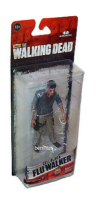 The Walking Dead S. 7.5 - Cell Block Flu Walker 12 cm Figur McFarlane 13+ - Neu