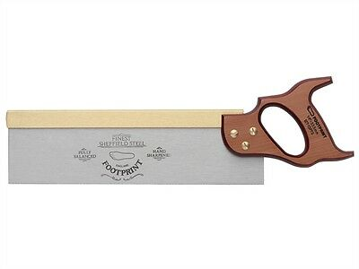Footprint 256 Brass Back Tenon Saw 250mm (10in) 14tpi