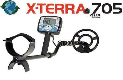 Metal Detector Minelab X-Terra 705 Gold Coins Metals Search