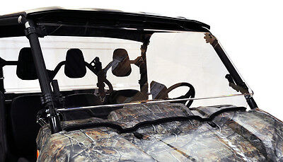 Yamaha Viking Front Windshield Window Full Tilting Lexan Polycarbonate