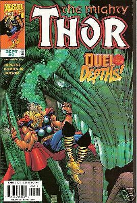 Thor #3 (2Nd Series) (1998) (Marvel)