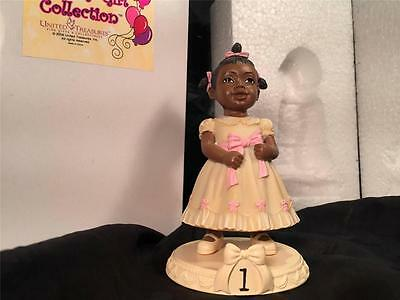 Positive Image Happy Birthday Collection gift African American figurine AGE 1