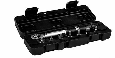 M:Part Torque Wrench - 3-15nm - 7pc Socket Set Included Bike / Cycle Maintenance